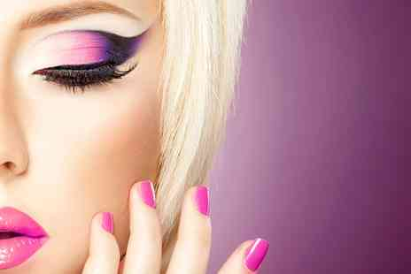DVA Beautique - Individual Lash Extensions or Eyemazing Package - Save 47%