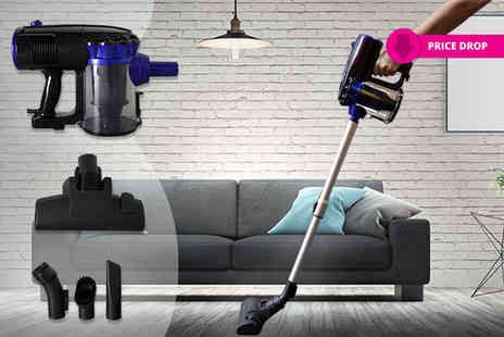 Eurotrade - 600W lightweight handheld vacuum cleaner - Save 65%