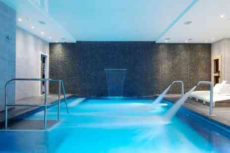 The Club and Spa - Rasul spa day for two with lunch - Save 49%