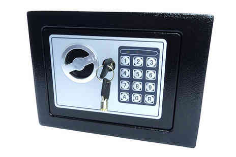 Hyfive - Electronic heavy duty safebox - Save 67%