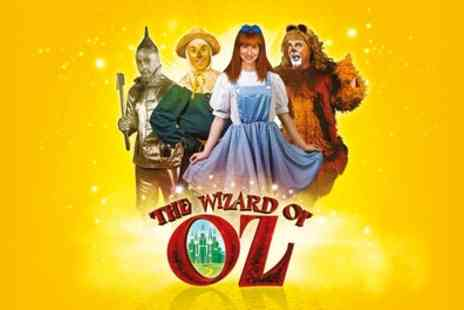 St Helens Theatre Royal - One best available ticket to see The Wizard of Oz on 13 To 18 February - Save 38%