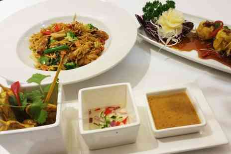 Thaii Fusion - Two Course Thai Meal for Up to Six - Save 47%