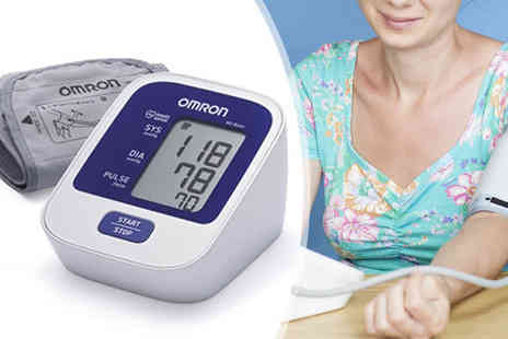 Mscomputers - Automatic Blood Pressure Monitor - Save 57%