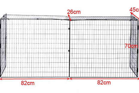 Mhstar - Extendable Fire Guard Safety Screen - Save 67%