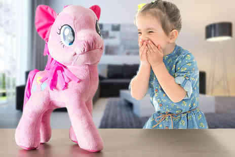 Ckent - 20 inch My Little Pony soft toy - Save 35%