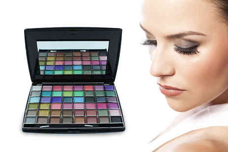 Ckent - 48 color eyeshadow palette - Save 60%