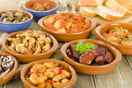 Azucar Bar - Six tapas dishes for two or 12 tapas dishes for four - Save 60%
