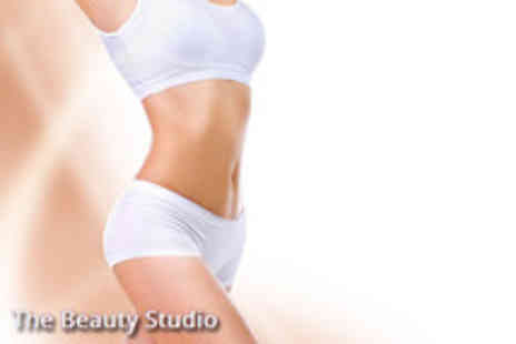 The Beauty Studio - Twenty 10 minute vibration plate sessions - Save 55%