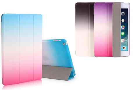 Groupon Goods Global GmbH - Gradient Panel Case for iPad - Save 65%