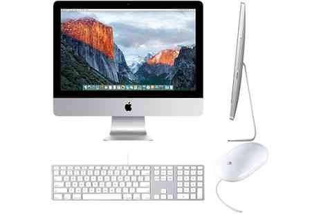 Buyer Area - Refurbished Apple iMac 21.5 Inch IPS Screen Core i3 4, 8GB RAM 500GB HDD MC508LL/A- With Free Delivery - Save 0%