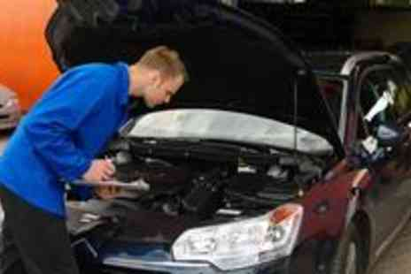 Autocare - 54 point service with oil and filter change - Save 66%
