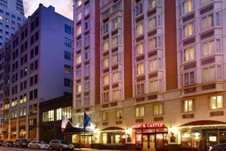 Club Quarters Hotel - San Francisco Financial District Hotel Stay - Save 0%
