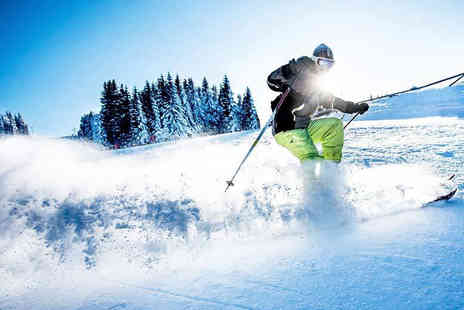 Tour Center - Two, three, five or seven night Bulgaria ski resort stay, half board, spa access and flights - Save 48%