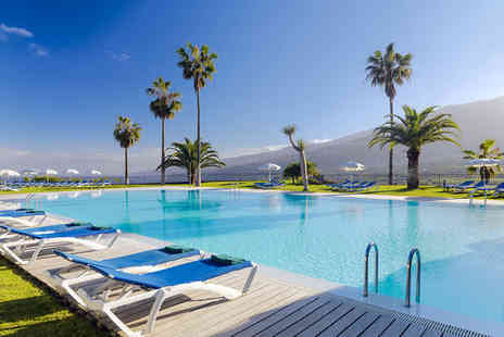 Hotel Las Aguilas - Four Star All Inclusive with Sea or Teide Views For Two - Save 28%