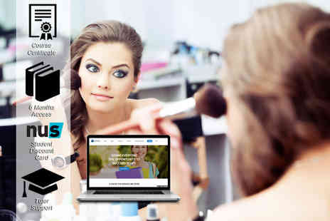 Harley Oxford - Makeup artist course - Save 91%