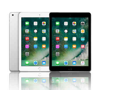 Renew Electronics - Refurbished iPad Air 16GB with WiFi or £229 for WiFi and 4G capabilities select from two colours  - Save 40%