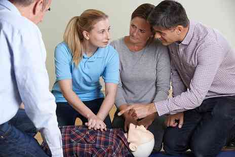 Safe Hearts Training - Appointed person first aid course - Save 55%