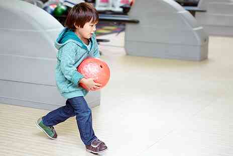 The Base - Bowling Party for Up to 12 Children - Save 0%