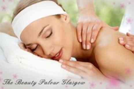 The Beauty Parlour - One Hour Swedish Full Body Massage for One Sessions - Save 58%