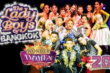 Exchange Events - One ticket to Premium Thai Experience with Ladyboys of Bangkok on 1 April To 21 June - Save 38%