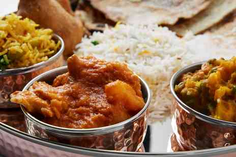 India Palms - All You Can Eat Indian Buffet for Two or Four - Save 37%