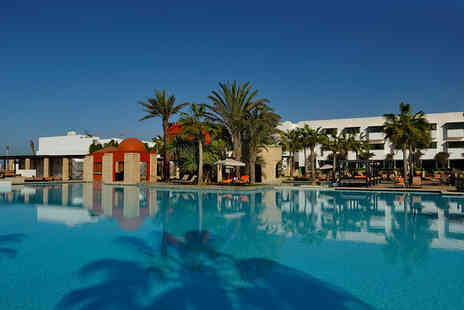 Sofitel Agadir Royal Bay Resort - Five Star Beachfront Luxury with Exclusive Lounge Access - Save 80%
