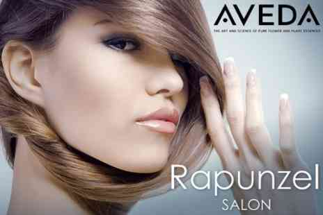 Rapunzel Salon - Wash,Cut, Blow Dry and Intensive Conditioning Treatment - Save 63%