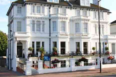 The Devonshire Park Hotel - Eastbourne  Boutique  Hotel Stay - Save 0%