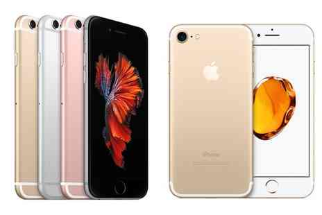 GPSK - Refurbished Apple iPhone 6, 6S or 7 With Free Delivery - Save 0%