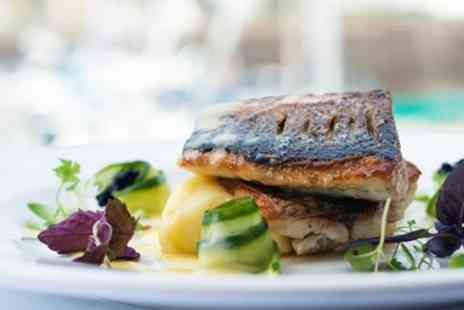 Pier 64 - Michelin recommended meal & bubbly for 2 - Save 47%