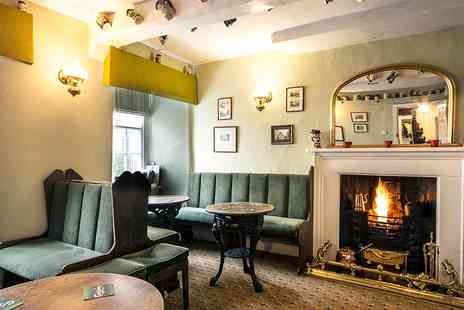The Bishopsgate House - Historic Anglesey hotel stay including dinner - Save 40%