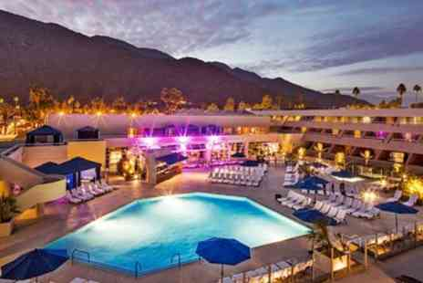 Hard Rock Hotel - Lively Palm Springs 4 Star Hotel into April - Save 0%