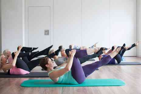Hope Pilates - Ten Pilates, Barre and Stretch Classes - Save 87%