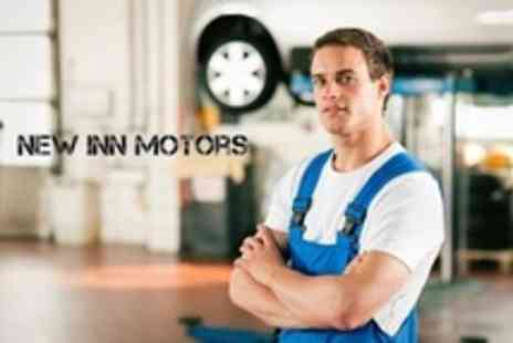 New Inn Motors - Car Air Conditioning System Service - Save 62%
