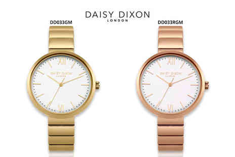 Deals Direct - Ladies Daisy Dixon Victoria watch from Deals Direct Delivery is Included - Save 51%