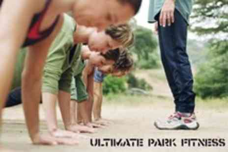 Ultimate Park Fitness - Ten One Hour Boot Camp Sessions - Save 73%