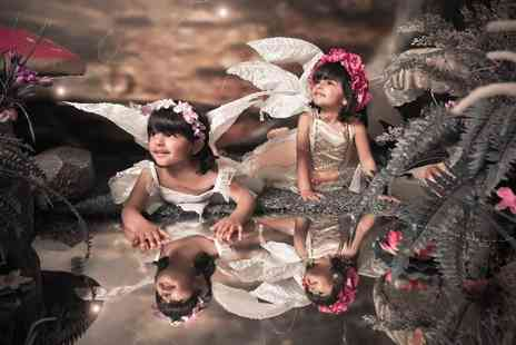 Wild Ginger Photography - Fairy and elf photoshoot - Save 91%