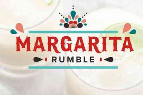 Craft Hospitality - One general admission or VIP ticket to Margarita Rumble on 28 April - Save 33%