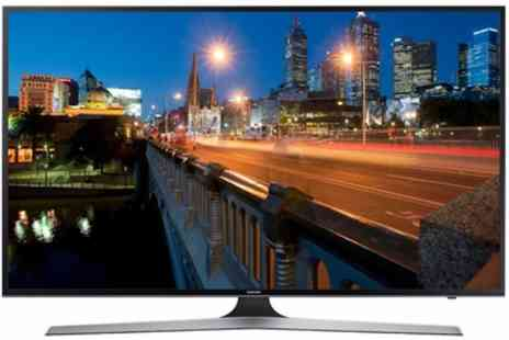 Groupon Goods Global GmbH - Samsung UE65MU6100 65 Inch 4K Led Smart Tv With Free Delivery - Save 25%