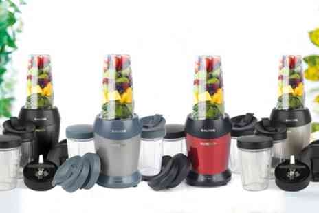 Groupon Goods Global GmbH - Salter 1000W Nutri Pro Multi Purpose Blender 1L in 4 Colours - Save 78%
