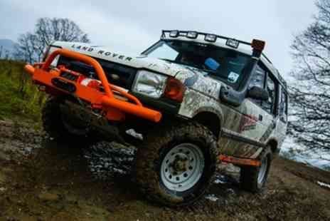 Wicked Adventures - One to One Off Road Experience with 30 or 45 Minute Drive - Save 50%