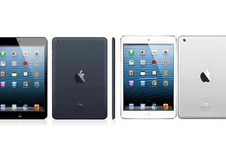 GoldBoxDeals - Refurbished Apple iPad Mini 1 or Mini 3, 16 To 64GB Wi-Fi or Wi-Fi Plus 4G With Free Delivery - Save 0%