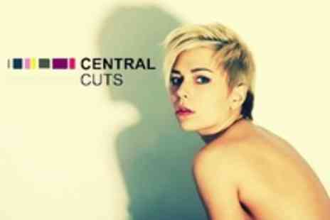 Central Cuts - Cut, Blow Dry, and Conditioning Treatment - Save 63%