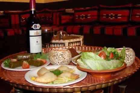 Levant Restaurant - Eight Courses of Meze for Two or 16 Courses of Meze for Four with Wine - Save 44%