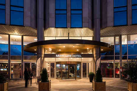 Mercure Paris Boulogne - Four Star Stylish Design Hotel Stay For Two in Paris - Save 66%