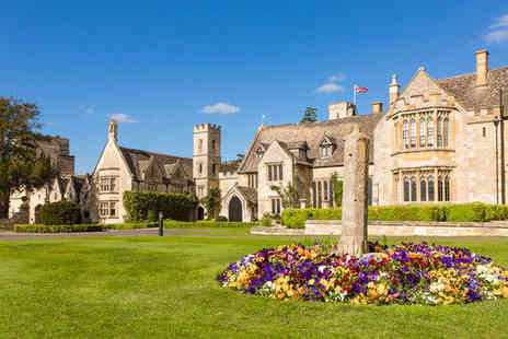 Ellenborough Park - Five Star 16th Century Award Winning Luxury Estate for two - Save 48%