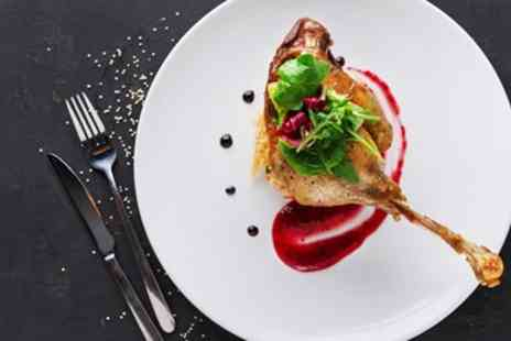 The Mulberry Tree - Michelin listed lunch & coffee for 2 - Save 33%