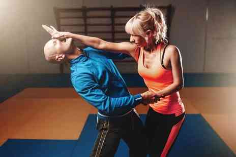 Stay Safe Krav Maga - Five week Krav Maga Self Defence course - Save 77%
