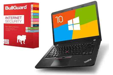 "Computer Remarketing Services - Refurbished Lenovo ThinkPad 11.6"" X131E 320GB Windows 10 with Optional BullGuard AntiVirus with Free Delivery - Save 0%"
