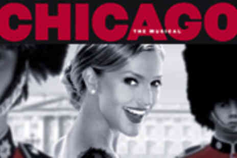 Encore Tickets - Top price ticket to smash hit musical CHICAGO - Save 56%